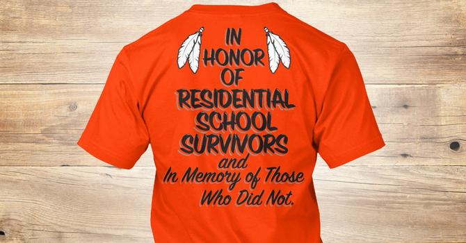 Pentecost 19 - Orange Shirt Day image